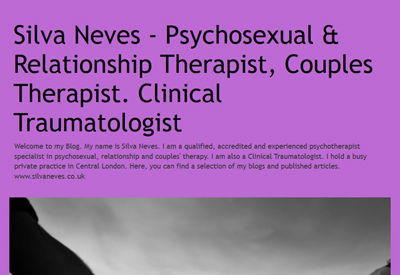 Silva Neves - Relationship Therapist